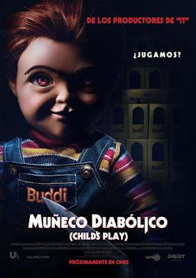 El Muñeco Diabólico en Español Latino