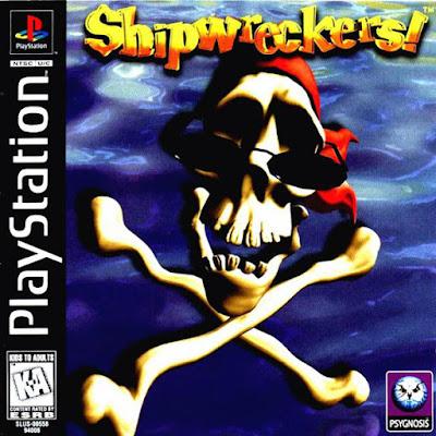 descargar shipwreckers! psx por mega
