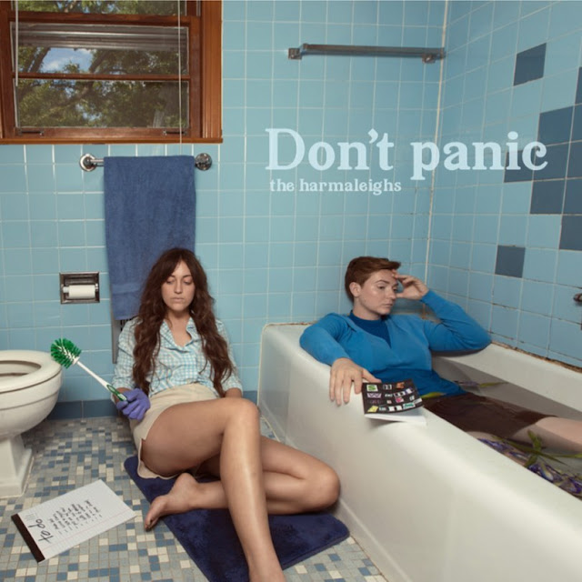 "The Harmaleighs' beautiful sway on ""Don't Panic"" has dark undercurrents from the upcoming ""She Won't Make Sense"""