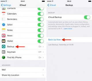 Cara Backup dan Restore iOS Dengan Mudah