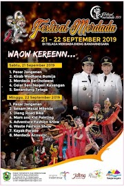 Festival Merdada  21 – 22 September 2019
