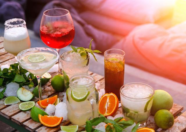 Summer Catnip Cocktails  ©BionicBasil®
