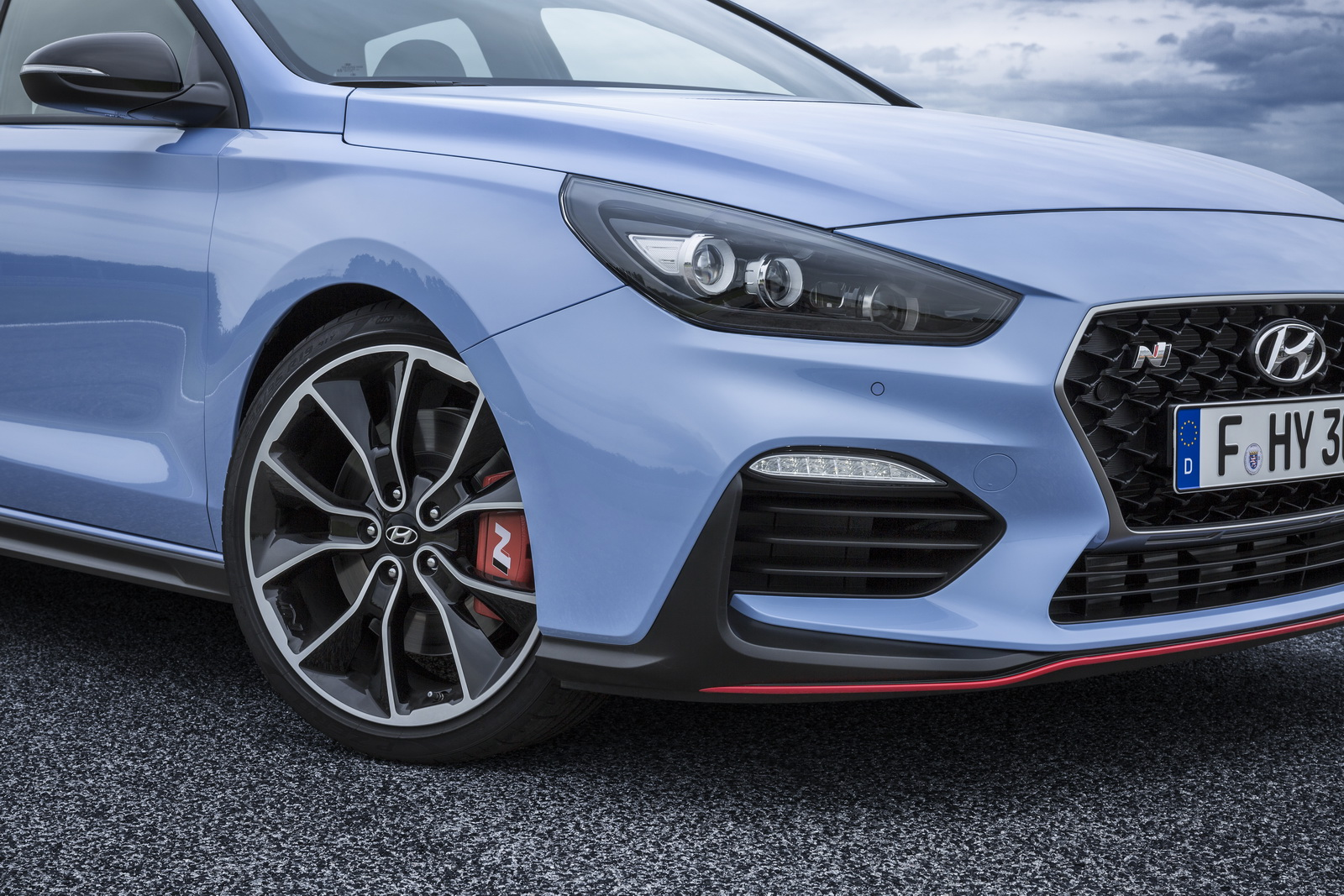 Hyundai Elantra 2017 Custom >> New Hyundai i30 N Officially Revealed With Up To 271HP, 0-62 In 6.1 Sec | Carscoops