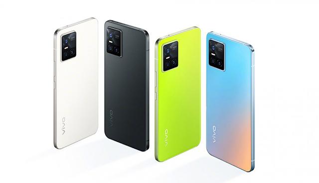 تم إطلاق الهواتف الذكية Vivo S10 و Vivo S10 Pro في الصين