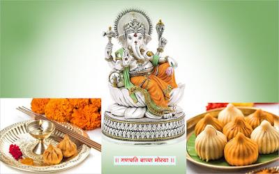 Ganpati Puja Muhurat 2020: Murti Sthapana Vidhi and Puja Samagri List