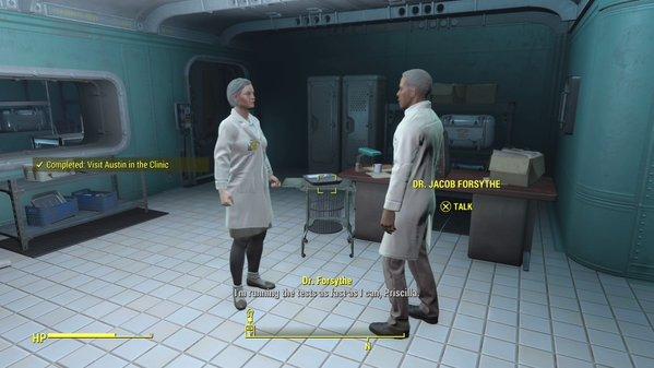 ArrPeeGeeZ: Fallout 4 Walkthrough: Side Quests - Hole in the Wall