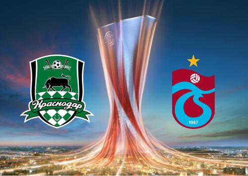 Krasnodar vs Trabzonspor -Highlights 7 November 2019