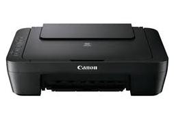 Canon PIXMA MG2555S - Free Download