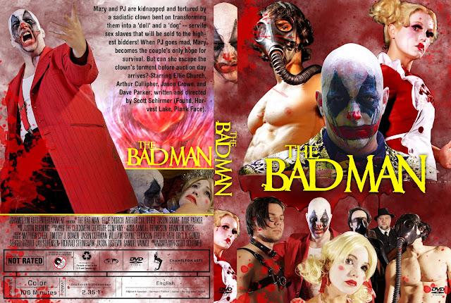 The Bad Man DVD Cover