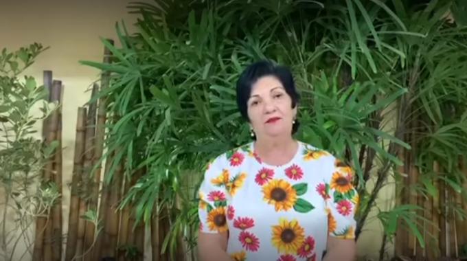 Prefeita Rorró Maniçoba anuncia diagnóstico de câncer de mama e tratamento