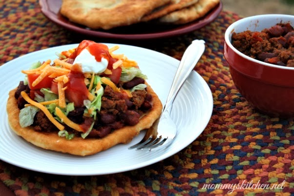 Mommy S Kitchen Recipes From My Texas Kitchen Easy Navajo Tacos