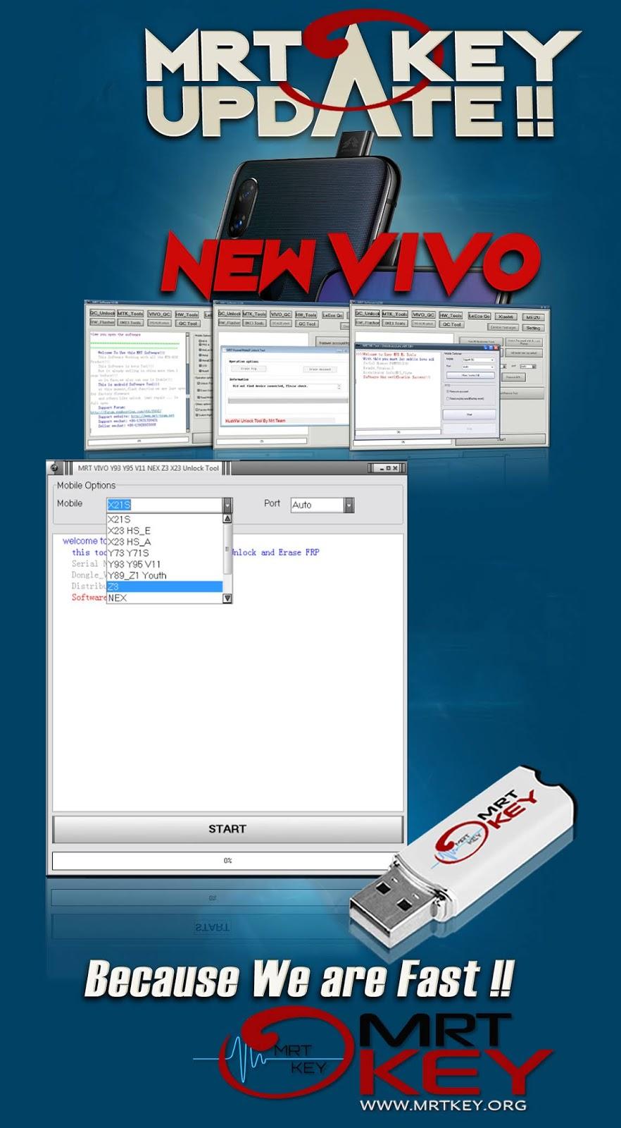 Vivo Nex Bootloader Unlock