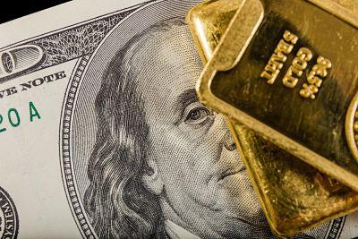 El oro sube frente al dólar