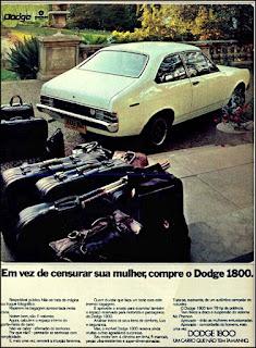 propaganda  Dodge 1800 - 1973, chrysler anos 70, carro antigo chrysler, anos 70, década de 70, propaganda anos 70, Oswaldo Hernandez,