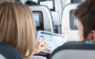 Eurowings e Deutsche Telekom navigazione gratuita a bordo