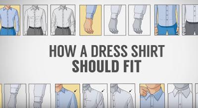เทคนิคการเลือกเสื้อขนาดพอเหมาะที่ใส่แล้วดูดี