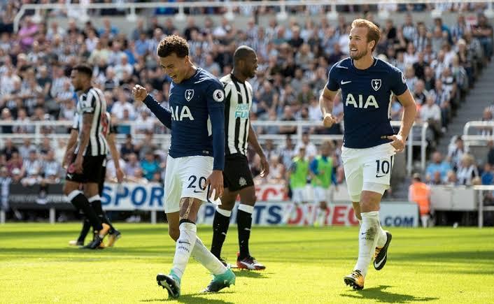 نتيجة مباراة توتنهام ونيوكاسل يونايتد بتاريخ 25-08-2019 الدوري الانجليزي