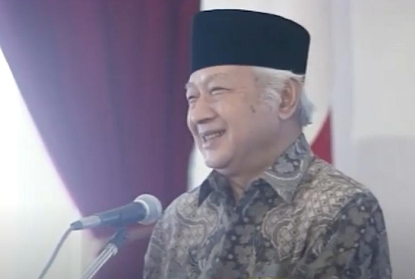 Sebut Negara dalam Bahaya! Ini Pesan Soeharto untuk Tahun 2020, Sudahkah Dilaksanakan?