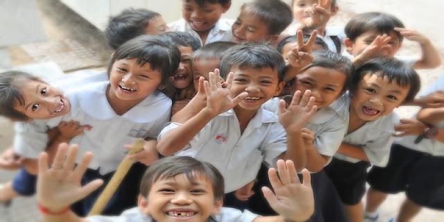 Mengenal 9 Permainan Yang Mendidik Bagi Anak SD