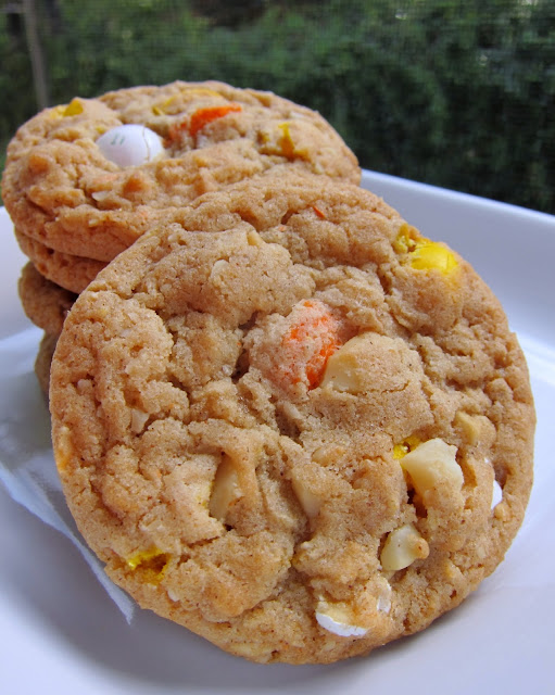 White Chocolate Macadamia Nut Cookies - seriously the BEST! The secret ingredient makes all the difference! Everyone raves about these cookies!!