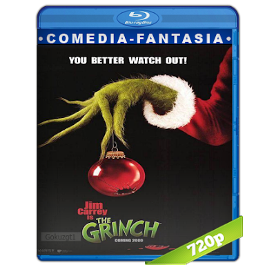 El Grinch (2000) BRRip 720p Audio Trial Latino-Castellano-Ingles 5.1