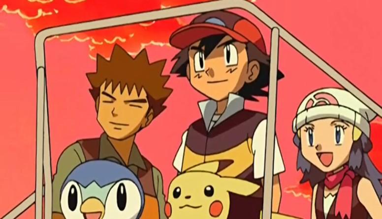 Episódio Banido Episódio 589 - Criaturas Misteriosas: Pokémon!