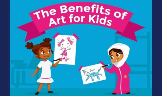 Why Art is Good for Kids