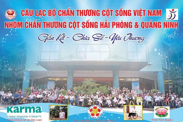 Buổi ra mắt nhóm CTCS Hải Phòng- Quảng Ninh