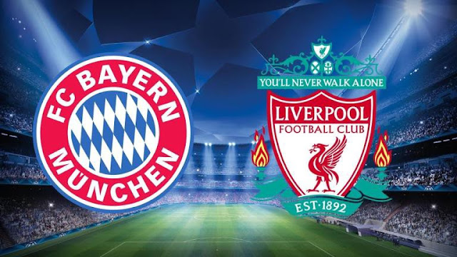 Bayern Munich vs Liverpool