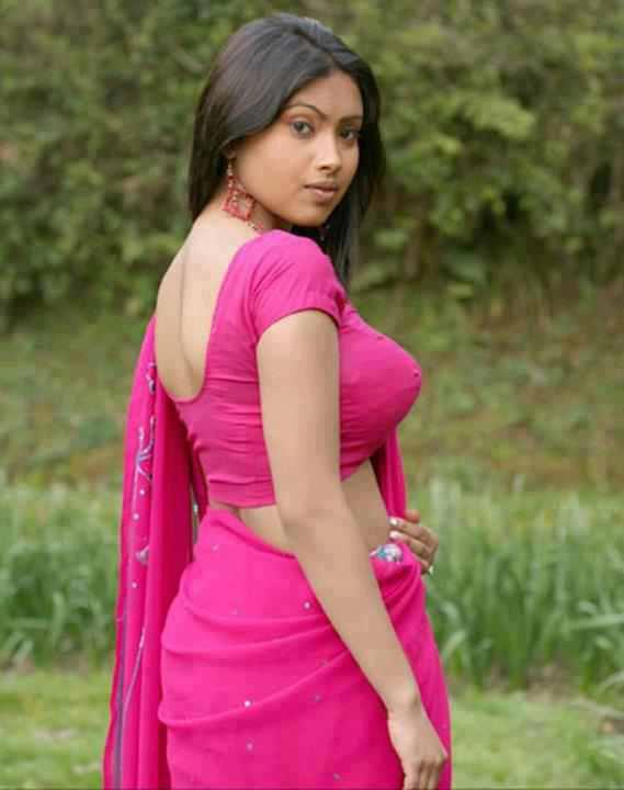 Tamil Village Aunties Hot Photos In Saree  Hiburan Malem-4322