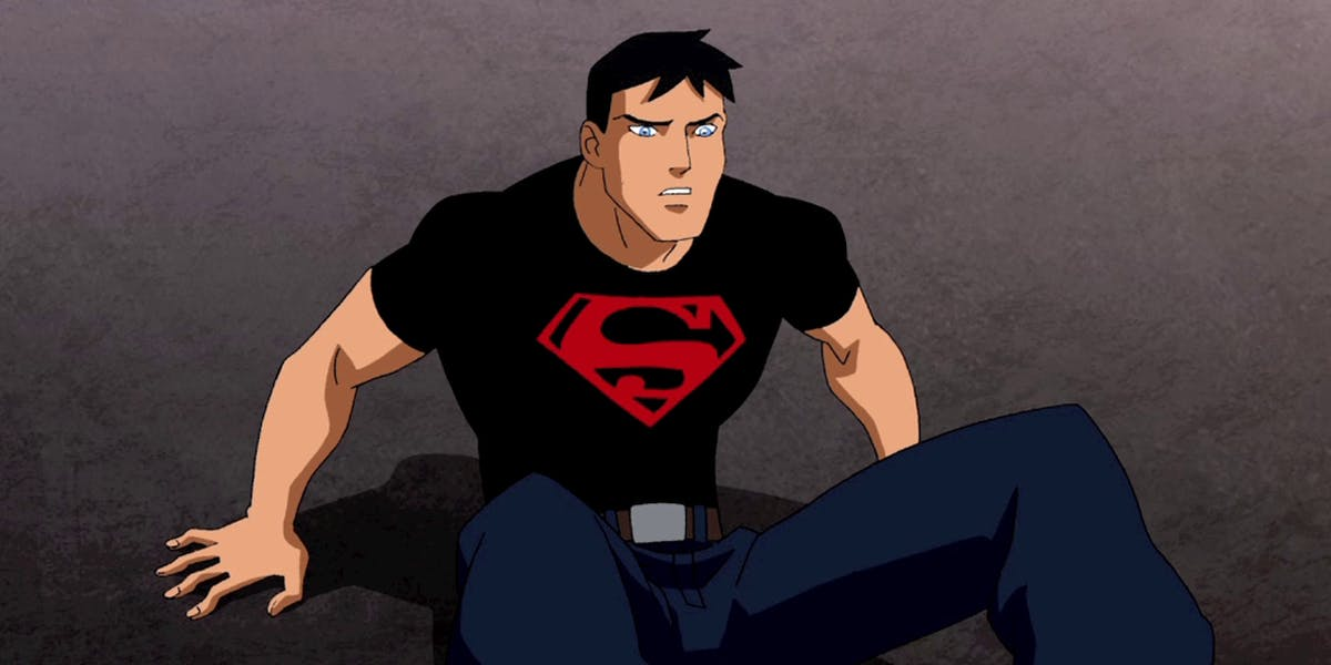 superboy-surge-em-foto-de-bastidores