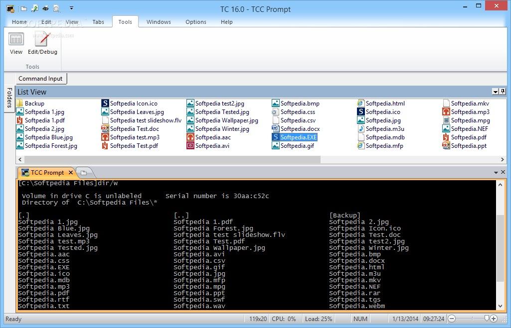 تحميل برنامج JP Software Take Command 26 مترجم سطر أوامر متقدم