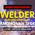 Jawatan Kosong Welder Kekosongan Seluruh Malaysia - Sesi Februari 2020
