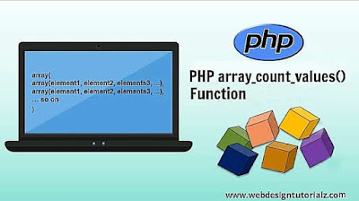PHP array_count_values() Function