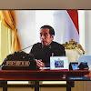 Jokowi Presiden RI, Ingatkan Gubernur Perhatikan Pergerakan Kasus Covid-19 di Wilayahnya
