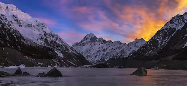 Best Places to Go in New Zealand - Mountain Cook