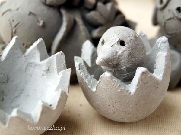 Kurczaczek w skorupce glinianej