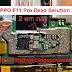 OPPO F11 Pro Dead Solution