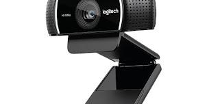 Logitech C922 Pro Stream Webcam untuk Gamer