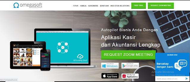 aplikasi kasir omegasoft