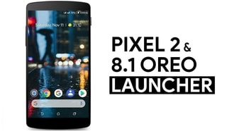 Android OREO Launcher The Pixel Launcher latest APK 8.1.0-4429924