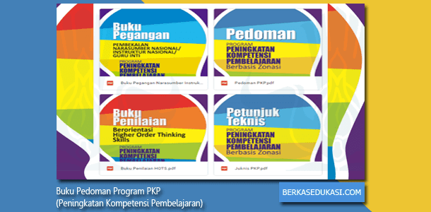 Buku Pedoman Program PKP (Peningkatan Kompetensi Pembelajaran)