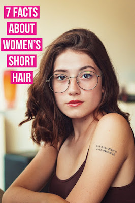 7 Facts about Short Hair for Women, Hair for Women and Hair Styling Short Hair, 2019 label ashish kumar