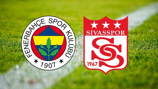 Fenerbahçe Sivaspsor Canlı maç izle | kesintisiz maç izle