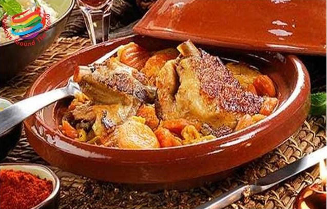 Meat Potato Tray - Egyptian Cuisine