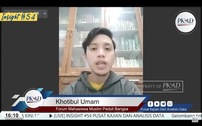 """Khotibul Umam: """"Perlu Pergerakan Sistemik dan Solusi Ideologis untuk Indonesia Lebih Baik"""""""