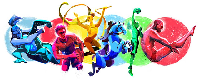 Pan-American-Games-2019-Google-Doodles-Today's