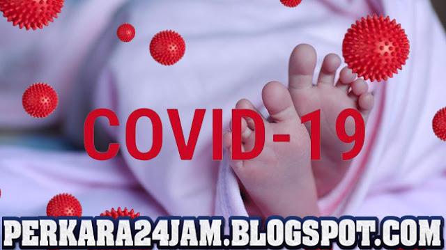 Bayi 6 Minggu Di AS Tewas Karena Positif COVID-19