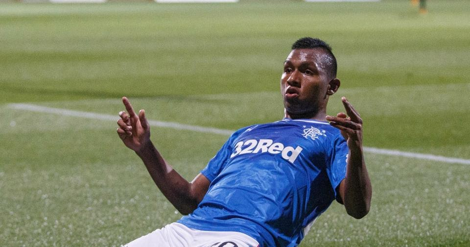 Rangers defender reveals potentially worrying insight about team mate