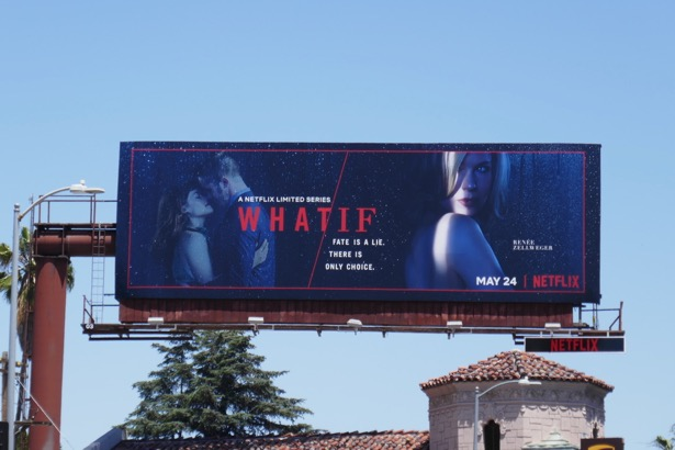 What If series premiere billboard